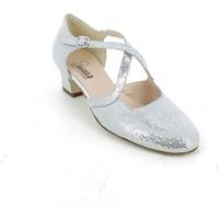 Chaussures Femme Sandales et Nu-pieds L'angolo 106.16_36 Argenté