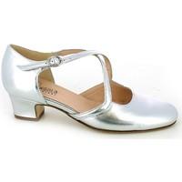 Chaussures Femme Sandales et Nu-pieds L'angolo 106P.16_36 Argenté