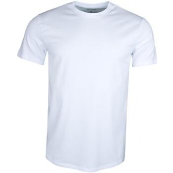 T-shirt Armani T-shirt col rond Exchange blanc basique pour homme