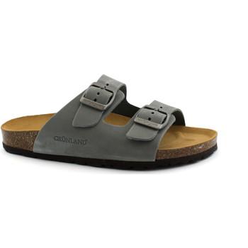 Chaussures Femme Mules Grunland GRU-CCC-CB0003-PI Grigio