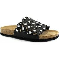 Chaussures Femme Mules Grunland GRU-E19-CB1754-NE Nero