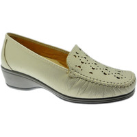 Chaussures Femme Mocassins Calzaturificio Loren LOK4002be rosso