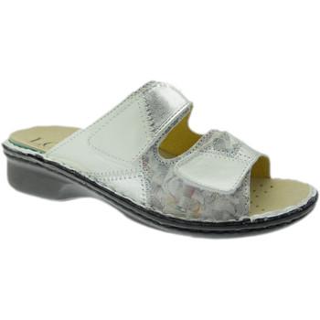 Chaussures Femme Mules Calzaturificio Loren LOM2768bi grigio