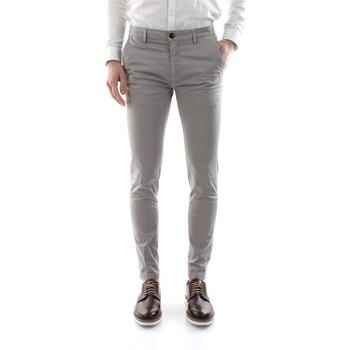 Vêtements Homme Chinos / Carrots Yan Simmon STORY A186 Grigio