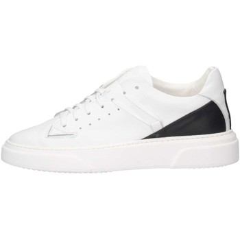 Chaussures Homme Baskets basses Made In Italia REY 3 BIANCO/NERO Multicolor