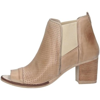 Made In Italia Marque Boots  3112 Beige