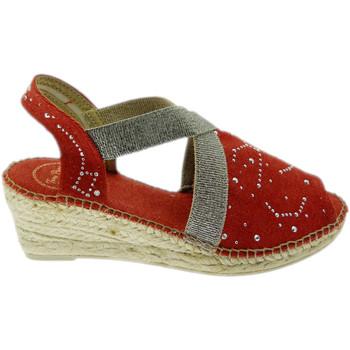 Chaussures Femme Espadrilles Toni Pons TOPBREDAro rosso