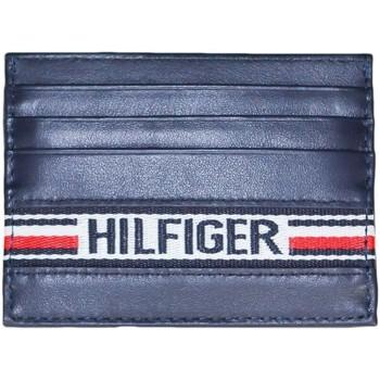 Sacs Homme Portefeuilles Tommy Hilfiger Porte-cartes  bleu marine pour homme Bleu