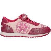 Chaussures Fille Baskets basses Lelli Kelly LK4810 FUCSIA