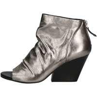 Chaussures Femme Bottines Elvio Zanon EJ5106 ACIER