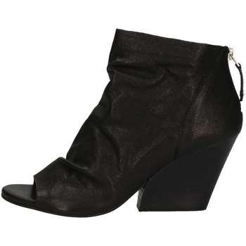 Chaussures Femme Bottines Elvio Zanon EJ5106 NOIR
