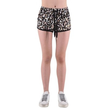 Vêtements Femme Shorts / Bermudas Happiness | Short Léo Multi | HAP_E19_NOTLEOP Multicolor