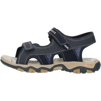 Chaussures Garçon Sandales et Nu-pieds Lumberjack SB07606017V69 bleu