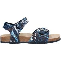 Chaussures Garçon Sandales et Nu-pieds Pablosky 590120 bleu