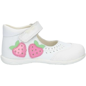Chaussures Fille Ballerines / babies Pablosky 001600 blanc