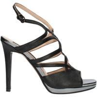 Chaussures Femme Sandales et Nu-pieds Bacta De Toi 606 Noir