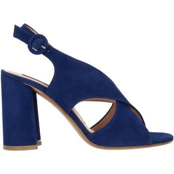 Chaussures Femme Sandales et Nu-pieds Bacta De Toi 897 Bleu électrique