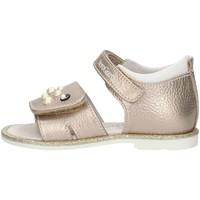 Chaussures Fille Sandales et Nu-pieds Nero Giardini P820340F sandales Fille écrou écrou