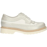 Chaussures Fille Derbies Nero Giardini MP P732080F Blanc perle