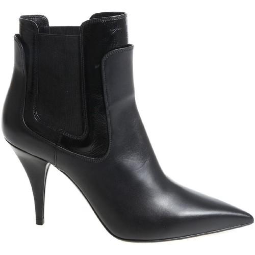 Chaussures Femme Bottines Casadei 1R711L0901X536000 nero