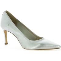 Chaussures Femme Escarpins Giancarlo Escarpins cuir laminé Argent