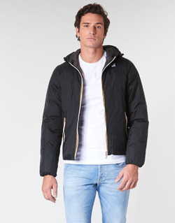 Vêtements Homme Doudounes K-Way JACQUES THERMO PLUS Noir