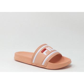 Chaussures Femme Claquettes Fila FILA MORRO BAY SLIPPER W ROSE Rose