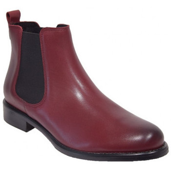 Chaussures Femme Boots We Do co77545b rouge
