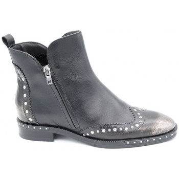 d98d70b6ee99b Chaussures Femme Boots Coco   Abricot vo742b Noir