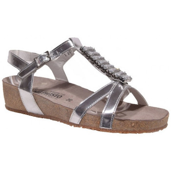 Chaussures Femme Sandales et Nu-pieds Mephisto ibella Argenté