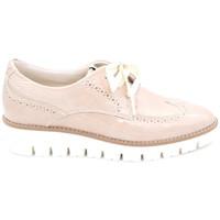 Chaussures Femme Derbies Dlsport 3466 Beige