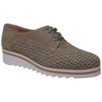 Chaussures Femme Derbies Mitica 33163 Gris