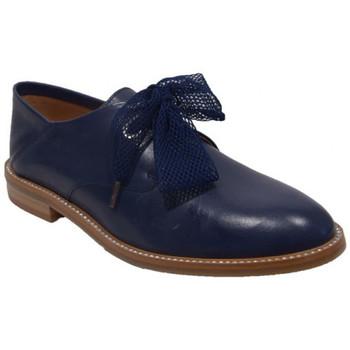 Chaussures Femme Derbies Jhay 1252 Bleu