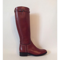 Chaussures Femme Bottes Triver Flight 920-142 rouge
