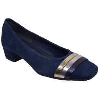 Chaussures Femme Ballerines / babies Reqin's halya bleu