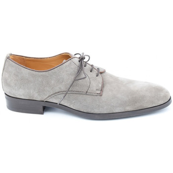 Chaussures Homme Derbies Paco Milan 4542 Gris