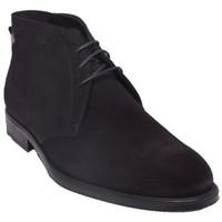 Chaussures Homme Boots Lloyd patriot Noir