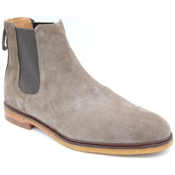 Chaussures Homme Boots Clarks clarkdale gobi Gris