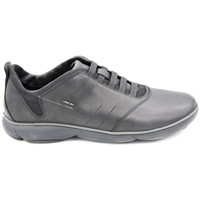 Chaussures Homme Boots Geox u nebula Noir