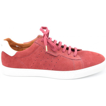 Chaussures Homme Baskets mode Schmoove cup classic rouge