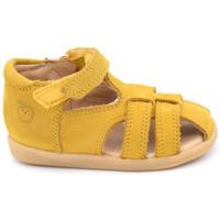 Chaussures Garçon Sandales et Nu-pieds Shoo Pom pika be boy jaune
