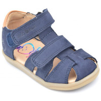 Chaussures Garçon Sandales et Nu-pieds Shoo Pom pika scratch Bleu
