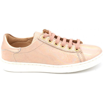 Chaussures Fille Baskets mode Shoo Pom ducky lo cut rose