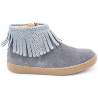 Chaussures Fille Boots Shoo Pom play fringe Gris