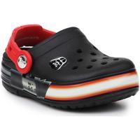 Chaussures Garçon Sabots Crocs Crocslights Star Wars Vader 16160-0X9-116 czarny, czerwony