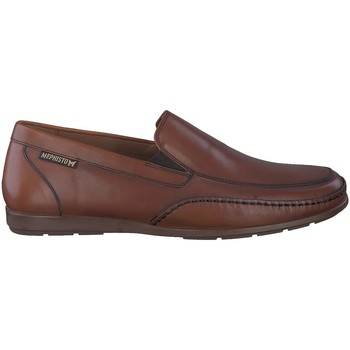 Chaussures Mocassins Mephisto Mocassins ANDREAS Marron