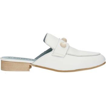 Chaussures Femme Sabots Albachiara NC74 blanc