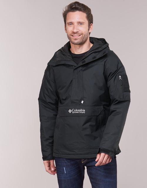 Vêtements Homme Blousons Columbia CHALLENGER PULLOVER Noir