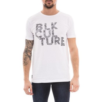 Vêtements Homme T-shirts manches courtes Ritchie T-shirt col rond NOMADE Blanc