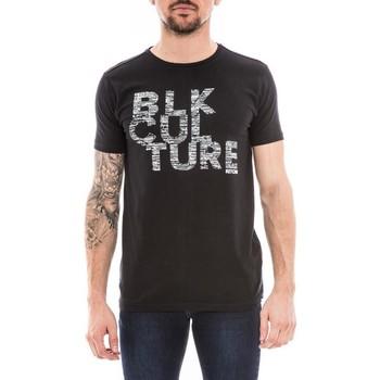 Vêtements Homme T-shirts manches courtes Ritchie T-shirt col rond NOMADE Noir